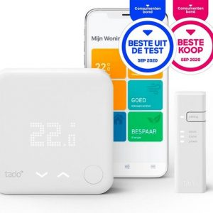 Tado Slimme Thermostaat V3+ Aanbieding