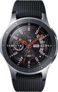Samsung Galaxy Watch - Smartwatch heren - 46mm - Zwart:zilver