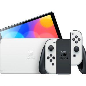 Nintendo Switch OLED Aanbieding